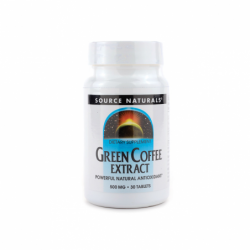 Green Coffee Extract, 500 mg 30 Tabs