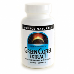 Green Coffee Extract, 500 mg 60 Tabs