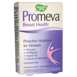 Promeva Breast Health, 30 Veg Caps
