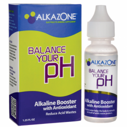 Alkaline Booster with Antioxidant, 1.25 fl oz Liquid
