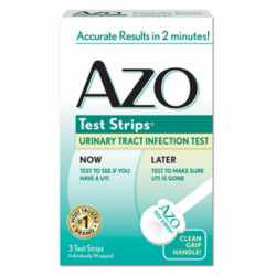 AZO Test Strips, 3 Ct
