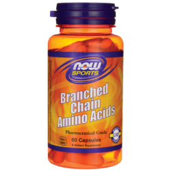 Branched Chain Amino Acids, 60 Caps