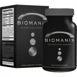 biomanix, 60 capsules