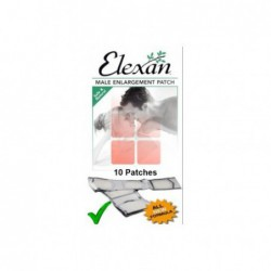 Elexan Male Enhancement Patch System