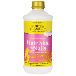 Hair, Skin and Nails, 16 fl oz (473 mL) Liquid
