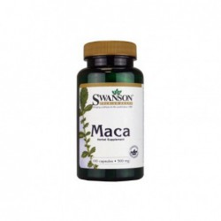 Maca, 500 mg 100 Capsules by Swanson