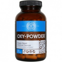 Oxy-Powder   Safe & Natural Colon Cleanser