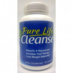 Pure Life Cleanse, 30...