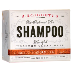 Shampoo Bar  Coconut & Argan Oil, 3.5 oz (99 grams) Bar(s)