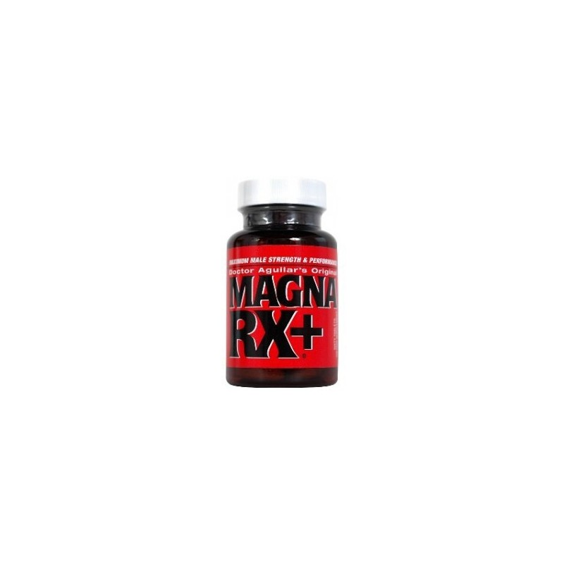 Magna-RX Plus, Maximum Male Strength & Performance, 60 Tablets