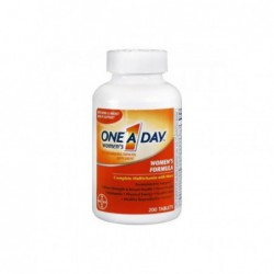 One A Day Women s Formula Vitamins, 200 Tablets by Bayer
