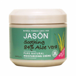 Soothing 84 Aloe Vera Moisturizing Creme, 4 oz (113 grams) Cream