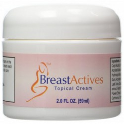 Breast Actives 2 fl Oz Jar of Cream by Breat Actives
