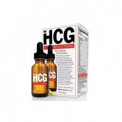 The HCG Solution, 1 fl oz Liquid by NiGen BioTech