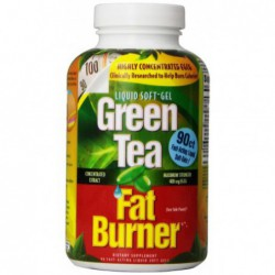 Green Tea Fat Burner, 90 Softgels by Applied Nutrition