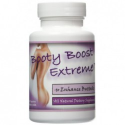 All Natural Butt Enhancement Pill, 60 capsules by Booty Boost Extreme