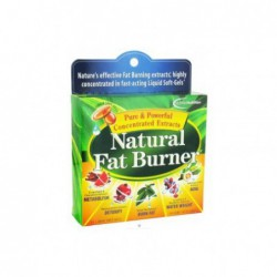 Natural Fat Burner, 30 Softgels, by Applied Nutrition