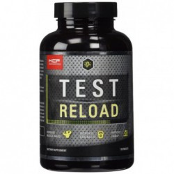TEST RELOAD, 120 capsules by Mike Chang Fitness