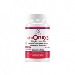 All In  One XS, 60 capsules by YoungYou International