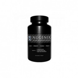 NUGENIX    Testosterone Booster, 90 Capsules