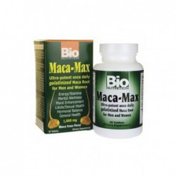 Maca-Max, 1,000 mg 30 Tablets by Bio Nutrition