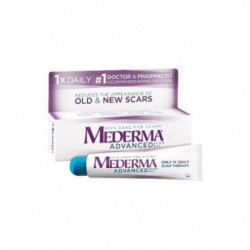 Mederma Advanced Scar Gel, 0 7 oz  20 g