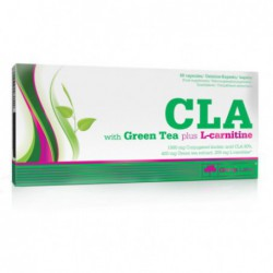 OLIMP CLA & GREEN TEA   L-CARNITINE, 60 capsules by proteini