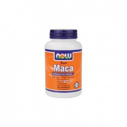 Raw Maca, 750 mg 90 Vcapsules by Now Foods