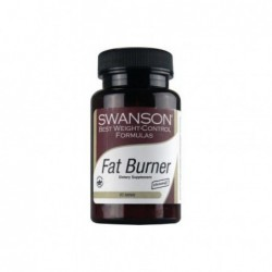 Fat Burner, 60 Tabs by Swanson Best Weight-Control Formulas