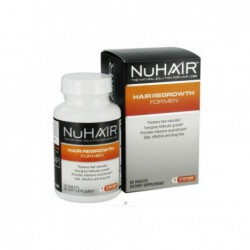 Hair Regrowth Men, 60 Tabs by Nu Hair