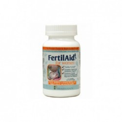 Fairhaven Health, FertilAid for Women, 90 Capsules by Fairhaven Health