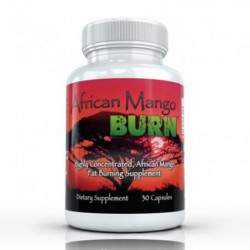 African Mango Burn, 30 capsules by vivid health nutrition