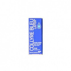 Original Laiter Collyre Bleu Eye Drops 10 Ml by LAITER