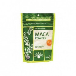 Raw Maca Powder, 16 oz Powder by Navitas Naturals