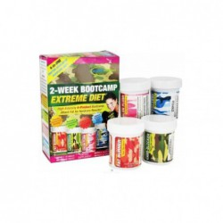 2-Week Bootcamp Extreme Diet, 2 Set 4 bottles 28 each,112 Countby Applied Nutrition