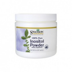 100  Pure Inositol Powder, 8 oz  227 grams  by Swanson Premium