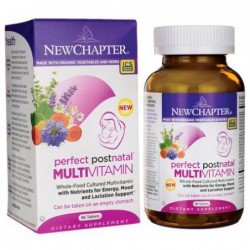 Perfect Postnatal Multivitamin by New Chapter