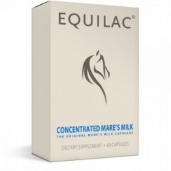 Mare s Milk Capsules, 60 capsules by equilac