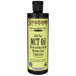 100  Pure MCT Oil, 16 fl oz...