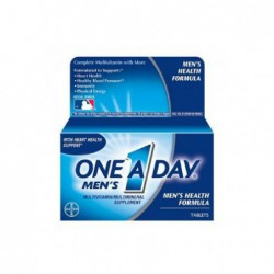 One A Day Men s Health Formula, 100 Tablets by Bayer
