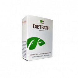 DietPath, Natural Appetite Suppressant with Saffron Extract, 60 Capsules