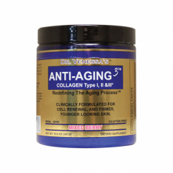 AntiAging 3 Collagen Mixed Berry, 300 grams Pwdr