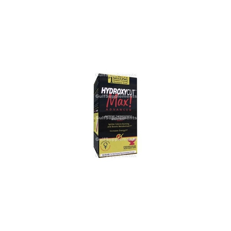 Pro Clinical Hydroxycut Max For Women 120 Liquid Caps, Powerful Weight Loss For Women