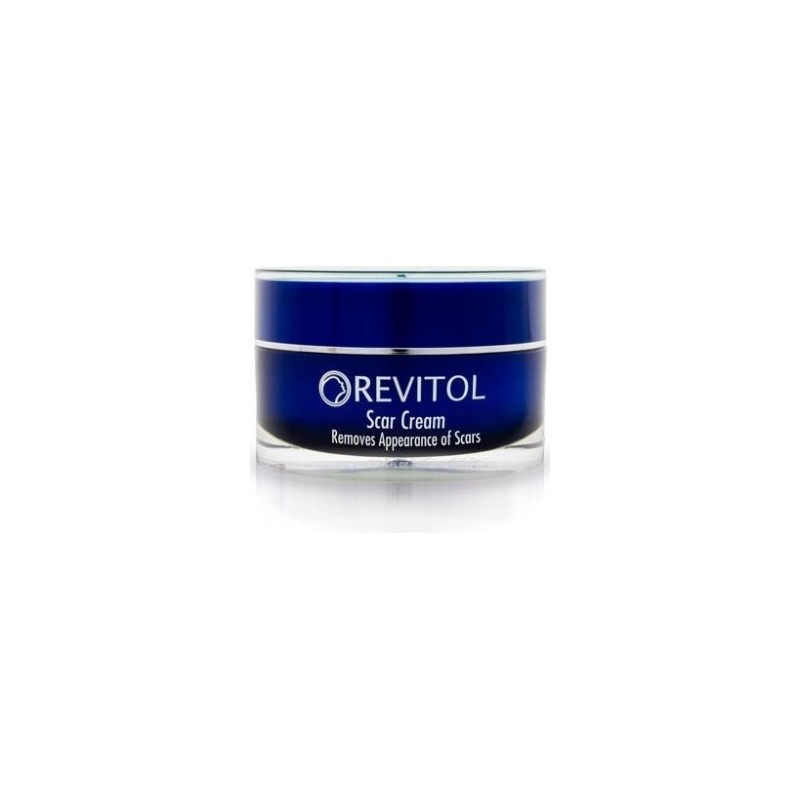Revitol Scar Removal Cream 1 Jar 2 Fl Oz