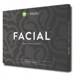 Facial Deep Hydration Mask