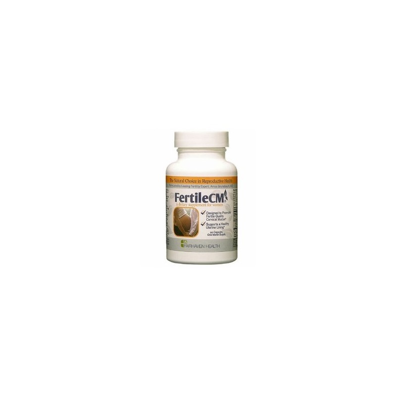Fairhaven Health, FertileCM, 90 Capsules by Fairhaven Health