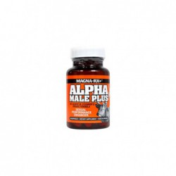 Alpha Male Plus, Sexual Performance Formula, 60 Capsules by magnarx