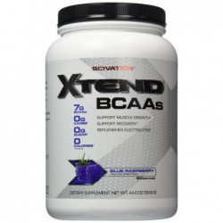 Scivation Xtend Raspberry Blue, 90 Servings by Scivation