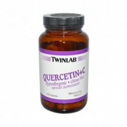 Quercetin   C Twinlab, Inc 100 Caps by Twinlab, Inc