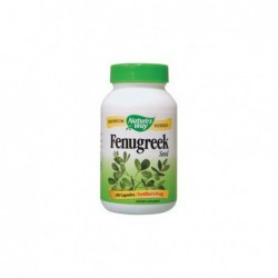 Fenugreek Seed, 610 mg 180...